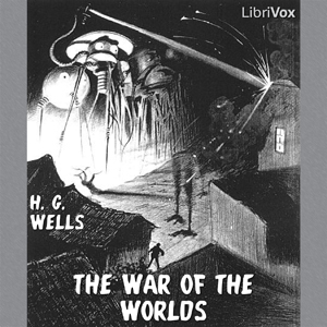 War of the Worlds (version 2)(552) by H. G. Wells audiobook cover art image on Bookamo