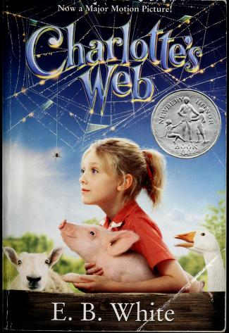 Cover of: Charlotte's Web | E. B. White